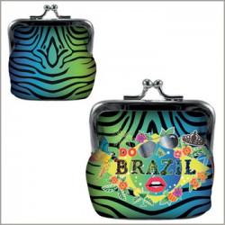 Porte monnaie brazil