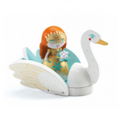 Barbara and ze swan - Arty toys