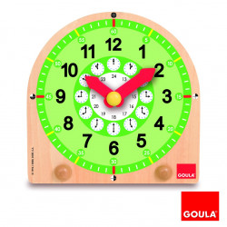 HORLOGE EDUCATIVE