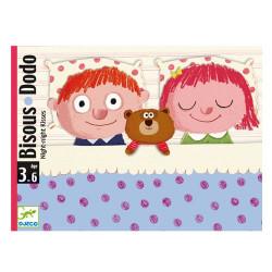 Jeu de cartes - Bisous Dodo