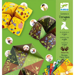 Origami salières à gages