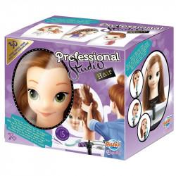 Professional Studio hair -tête à coiffer