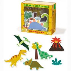 Magnets dinosaure