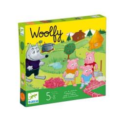 Woolfy le jeu