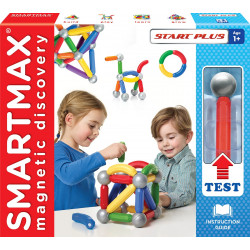SmartMax clic clac magnetiques 30 pcs - Start Plus
