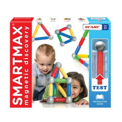 SmartMax clic clac magnetiques 23 pcs - Start