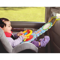 Volant de voiture musical