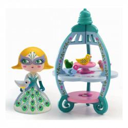 Colomba & ze Birdhouse - Arty toys