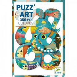 Puzzle - Octupus - 500 pcs
