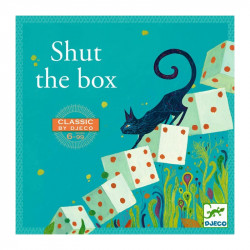 Jeu classique - Shut the box