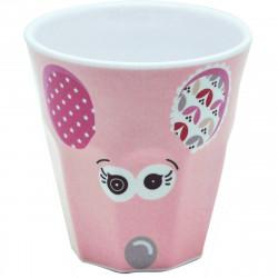 Vaisselle Mug Coquelicos la souris - Déglingos