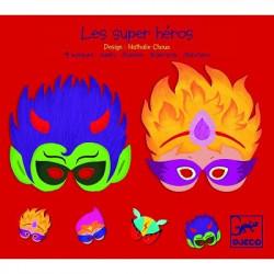 Masques - Super Héros