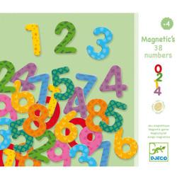 Magnetiques - Chiffres