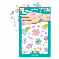 Tatouages - Belle des champs