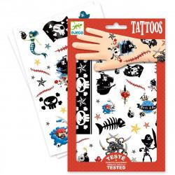 Tatouages - Pirates