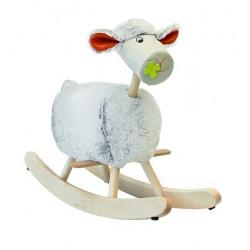 Mouton à bascule mémoire d enfant