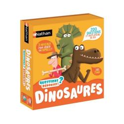 Jeu de questions réponses - Dinosaures