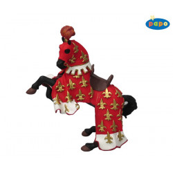 CHEVAL PRINCE ROUGE