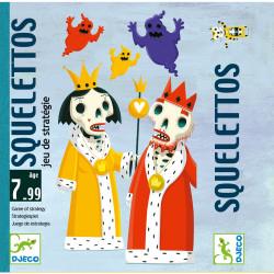 Jeu de cartes - Squelettos