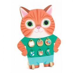 Petit jeu déco Cat awards