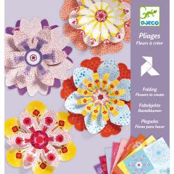 Origami - fleurs a créer