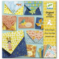 Créatif - Origami - Petites enveloppes