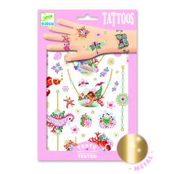 Tatouages - les bijoux de fiona