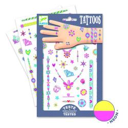 Tattouages - les bijoux de jenni