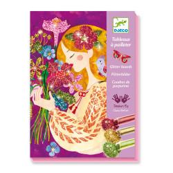 Sables & paillettes - le parfum des fleurs