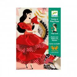 Coffret couture - Flamenco