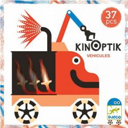 Kinoptik - Véhicules 37 pcs