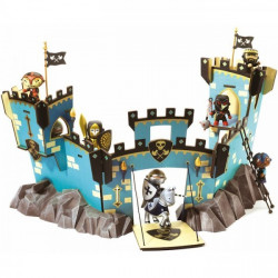 Arty Toys - Chevaliers - Chateau on ze rock