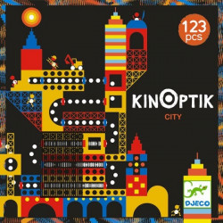 Kinoptik - City 123 pcs