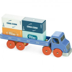 Camion porte-container - Vilacity