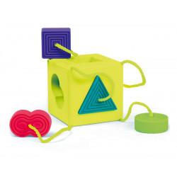 Cube activité encastrement - Oombeecube