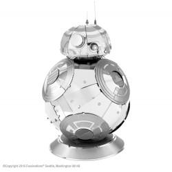 Maquette 3D en métal - star wars BB8