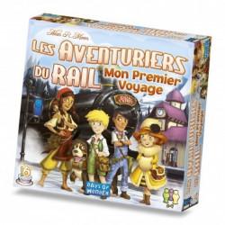 Les aventuriers du rail Europe - Premier Voyage