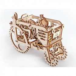 Maquette Ugears - Tracteur