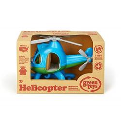 Helicopter Bleu - Plastique recyclé