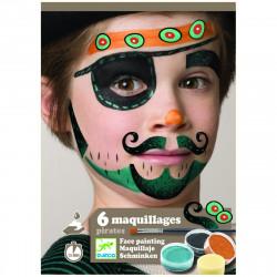 Coffret maquillage - Pirate