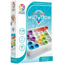 Jeu casse tête - Anti-virus Mutation