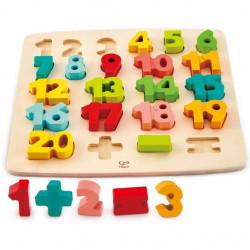 Puzzle premiers calculs