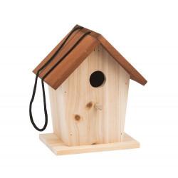 Cabane à oiseaux - Le jardin du moulin