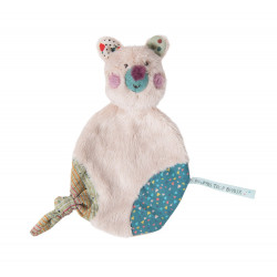 Doudou ours crème - Les jolis trop beaux
