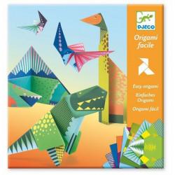 Origami - Dinosaures