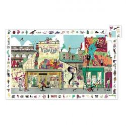 Puzzle observation - Street art - 200 pcs
