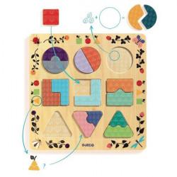 Puzzl éducatif - Ludigraphic