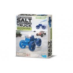 Camion propulsé au sel - Kidzlabs