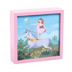 Veilleuse magique - Licorne Féerique