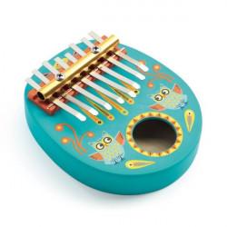 Kalimba - Instrument de Musique